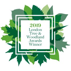 London Tree and Woodland 2019 award winner Saunders Seasonings